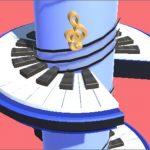 Helix Piano Tiles