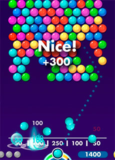 Image Bubble Shooter FREE